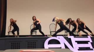 """Showstopper"" Brandon & Leah for Flirty Dance Fitness by Jenny Lynne"