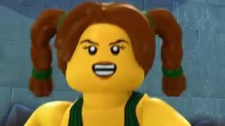 LEGO Ninjago - Захватывающая история Догшэнк