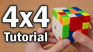 Learn How to Solve a 4x4 in 10 Minutes (Full Yau Method Tutorial)