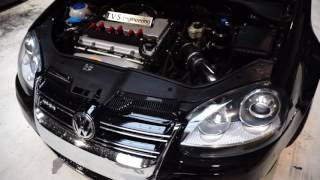 Golf Mk5 R32 supercharged 540HP