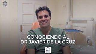 Conociendo al Dr. Javier de la Cruz - Clínica dental Madrid Bordonclinic. - Javier de la Cruz Conejo
