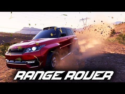 Need For Speed Payback - NEW RANGE ROVER SPORT CUSTOMIZATION 399 (New Update)