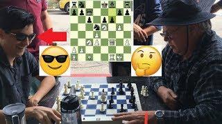 New Hustler vs. Carlini Makes Crowd Go Wild! (And Video Viral!)