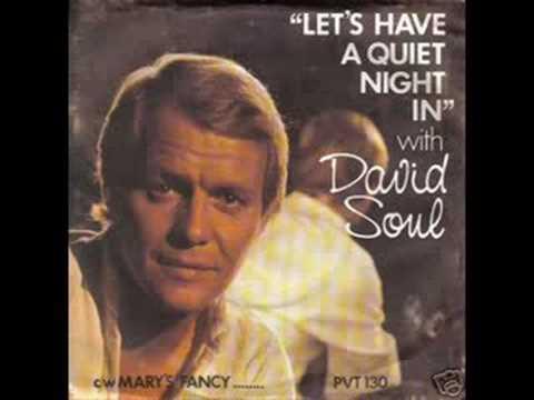 David Soul - Tattler ( Ry Cooder )