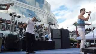 Sun Come Through -311 (311 Caribbean Cruise 2013)