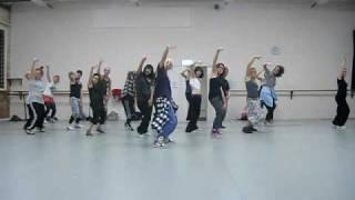 'Woohoo' Christina Aguilera choreography by Jaz Meakin (Mega Jam)
