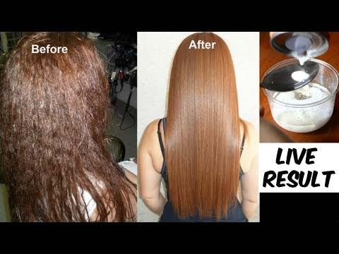 Recipe damo hair treatment