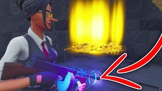 """The """"NEW"""" GALAXY Element In Fortnite... 😱😱😱"""