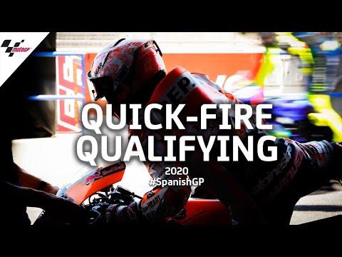 MotoGP スペインGP 予選ハイライト動画