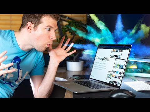 Web Developer Reacts to Beautiful Portfolio Websites