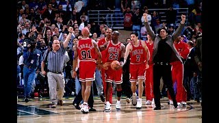 95-96 Chicago Bulls 72-10 ULTIMATE Mixtape