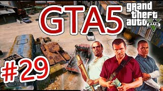 Папарацци - Срыв и Развязка в GTA5 #29 - Grand Theft Auto V