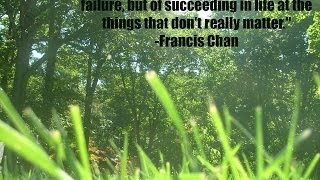 Small Business Revival Success Quote - Francis Chan
