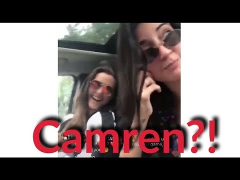 HERE'S WHAT LUCY VIVES SAID ABOUT CAMREN AND CAMILA CABELLO ON NEW LIVESTREAM
