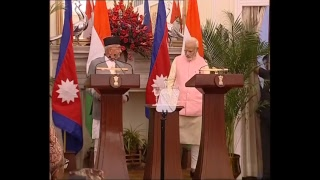 LIVE:  PM Oli and Modi jointly inaugurates ICP
