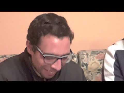 """""""Il Compleanno"""" : di Ruggero Ditta  interpreti Ruggero Ditta , Valerio Petrosino , montaggio video Giuseppe Centanni"""