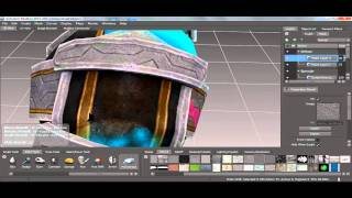Setting Up Mudbox 2012 For 3D Painting!
