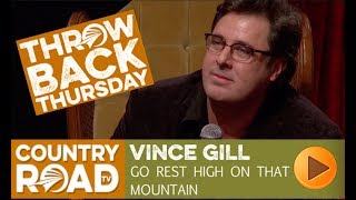 """Vince Gill sings the moving """"Go Rest High On That Mountain"""" on Country's Family Reunion"""