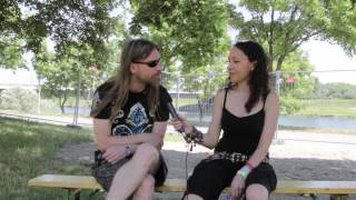 WDC Interview - SABATON (2015)