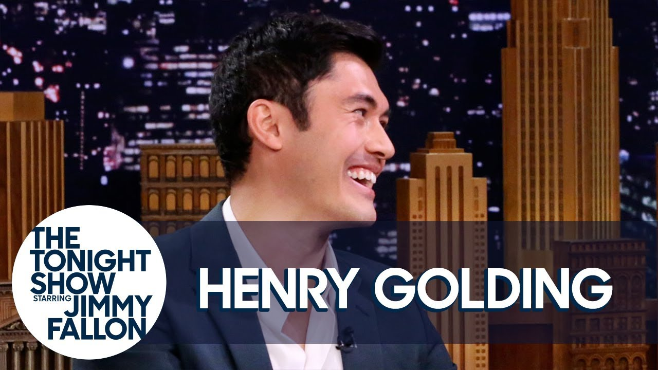 """Crazy Rich Asians' Henry Golding Was Voted """"Sexual Healer"""" in High School thumbnail"""