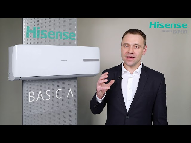 Hisense AS-07HR4SYDDL03G Basic A