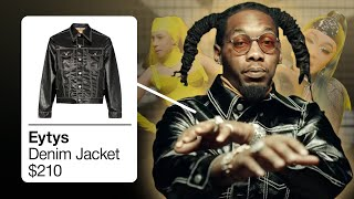 OFFSET & CARDI B OUTFITS IN \