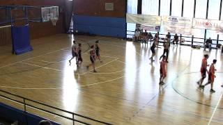 Sanga – Udine 4° quarto