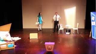 Señor M - Resumen de la obra - teatro.