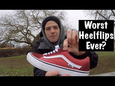 Van's Old Skool Shoe Review