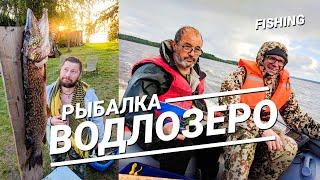 Рыбалка в куганаволоке 2020