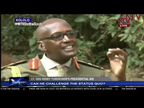 Lt Gen Tumukunde's presidential bid: Can he change the status quo?