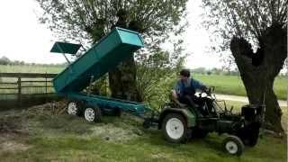eigenbau traktor mit frontlader free online videos best. Black Bedroom Furniture Sets. Home Design Ideas