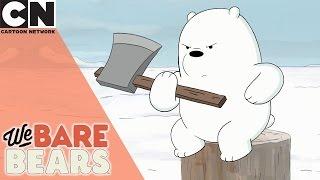 We Bare Bears | Yuri & The Bear | Cartoon Network