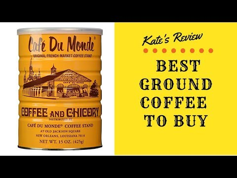 Top 10 Best Ground Coffee To Buy In 2018