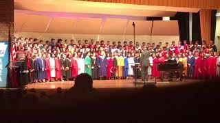 Mon-ke-ya - Zack Taylor | PMEA Region 1 choir