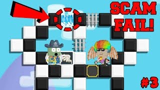 GrowTopia - IF THIS SCAM FAIL WASN'T RECORDED NO ONE WOULD BELIEVE IT! #3