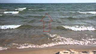 How to Identify a Rip Current in 1 Minute
