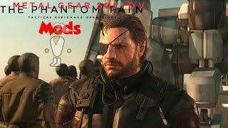 Metal Gear Solid V Infinity Suppressor