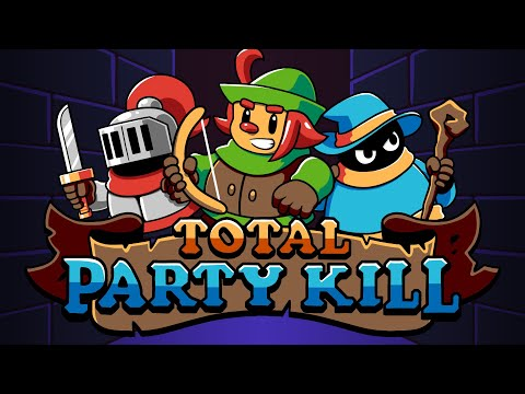 Total Party Kill - Launch Trailer thumbnail