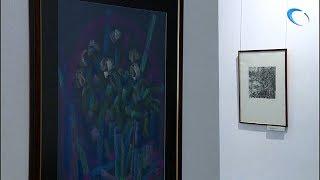 В Никольском соборе музея заповедника открылась выставка «Живая линия образа»