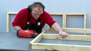 How To Build A Greenhouse   D.I.Y. At Bunnings