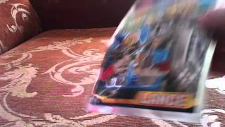 Лего журнал Лего нексо найтс #1
