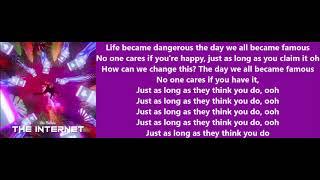 The Internet   Jon Bellion (Lyrics)