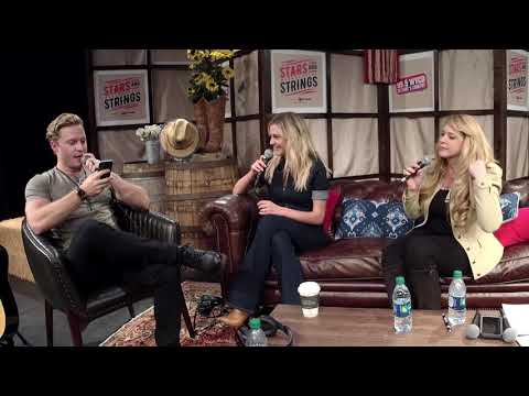 Kelsea Ballerini Stars And Strings Detroit Interview With WYCD Rob And Holly