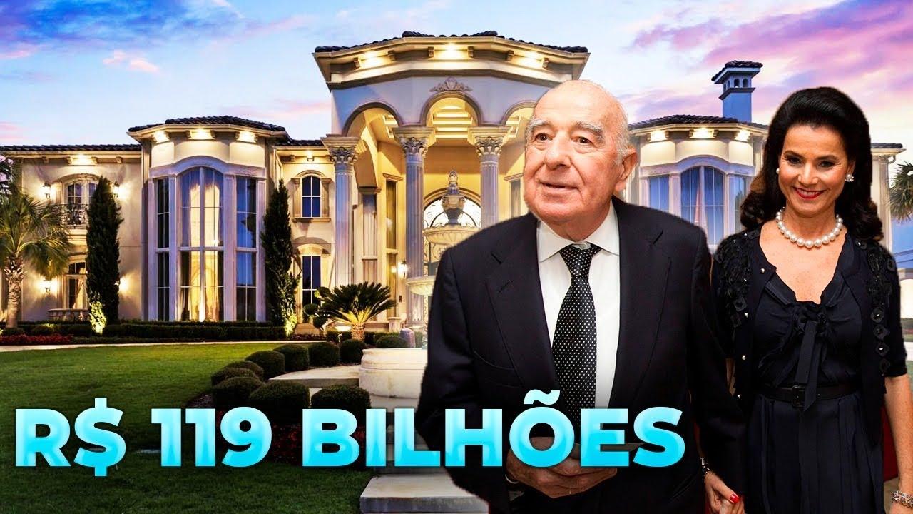 A família mais rica do Brasil
