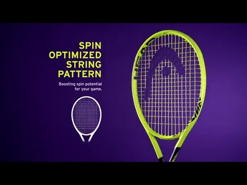 Head Graphene 360 Extreme Lite Tennis Racket - Video Presentation