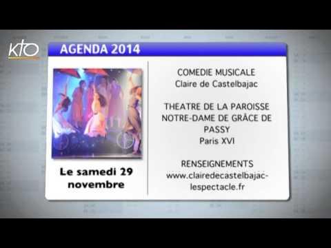 Agenda du 21 novembre 2014