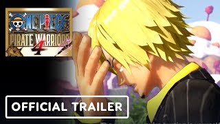 One Piece Pirate Warriors 4: Official Story Trailer - Gamescom 2019