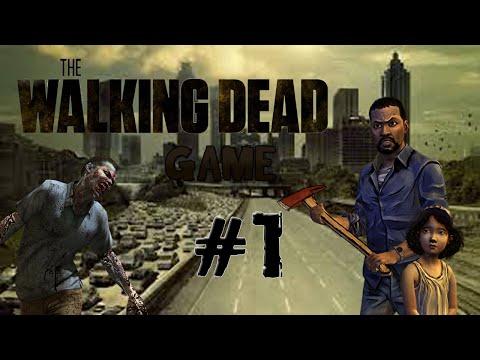 The Walking Dead | S1 | Episode 1 | Časť 1 | SK | - Zombie Sú Už Tu
