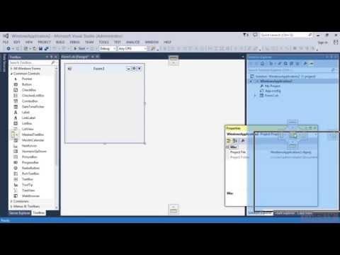 Programming in Microsoft C# - Exam 70-483 Tutorial | Visual Studio ...
